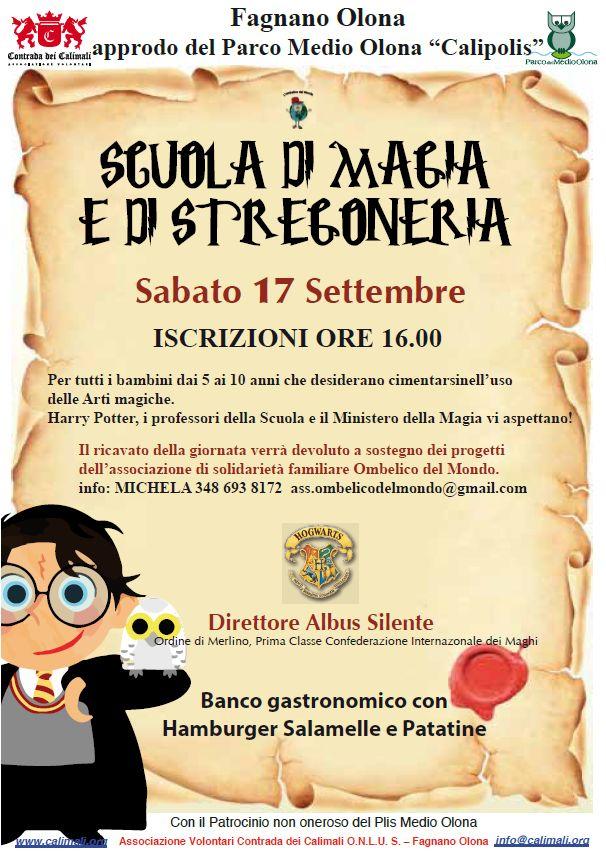 Scuola Magia - Calimali